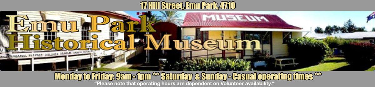 Emu Park Museum